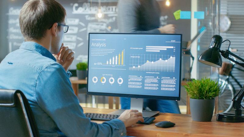 a data scientist exploring data management